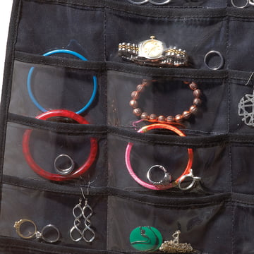Umbra - Little Black Dress - jewellery - detail, pockets