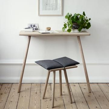 Skagerak - Georg Stool, Console Table, oak