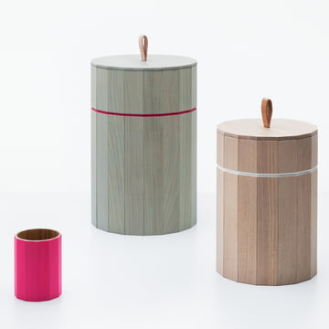 The Karimoku New Standard - Colour Bin