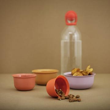 Rig-Tig by Stelton - Rig-Tig mini bowls, orange