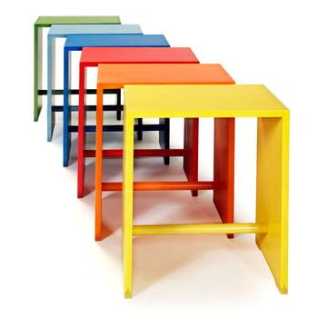 wb form - Ulmer Stool - colours