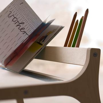 Sirch - Sibis Afra children's desk, grey