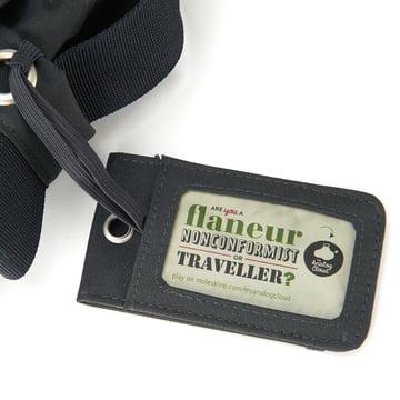 Moleskine - myCloud Rucksack, luggage label