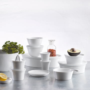 The versatile and comprehensive tableware set by Kahla