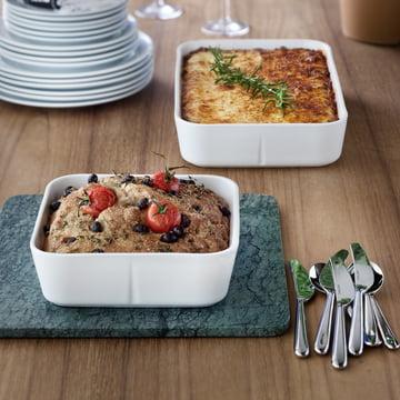 Rosendahl - Grand Cru casserole dish made of stoneware square