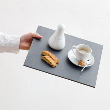 Kahla - Magic Grip Espresso, white