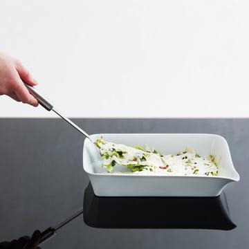 Kahla - Magic Grip Baking Dish, white