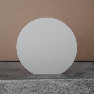 Menu - Shadow Play Tealight Holder, cool grey