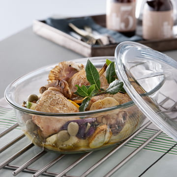 Rosendahl - Grand Cru Baking Dish with Lid 5.4 L