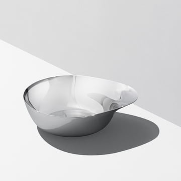 Georg Jensen - Barbry Snack Bowl, stainless steel