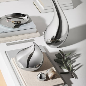 Georg Jensen - Bloom Bonbonniere, topview