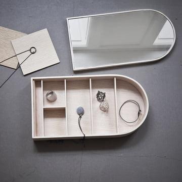 Menu - Jewellery Box, light ash