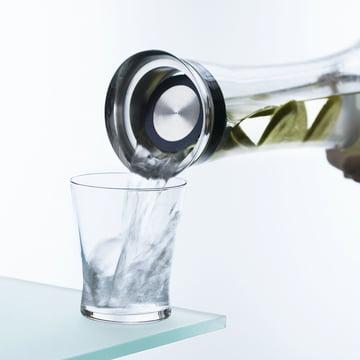 Menu - Water Jug, stainless steel lid