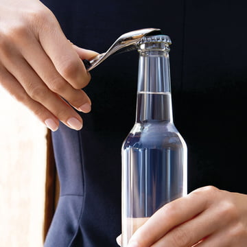 Alessi - Bulla Bottle Opener, stainless steel