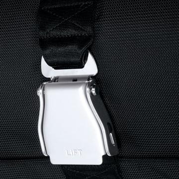 Original clasp of aircraft seats