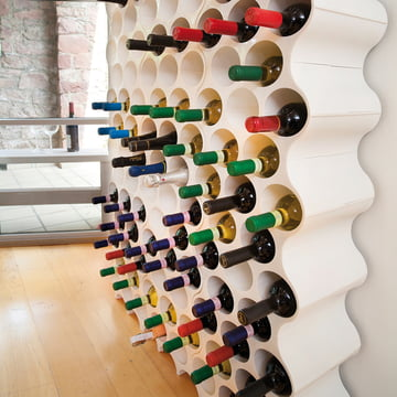 Koziol - Wine Rack Set Up