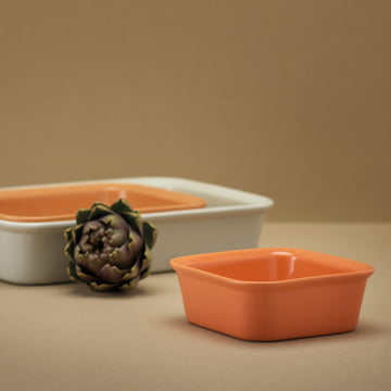Rig-Tig by Stelton - Cook & Serve Oven Dishes, orange