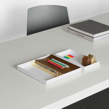 Elegant desk organiser