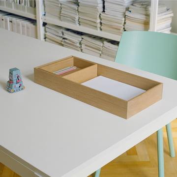 Practical desk organiser