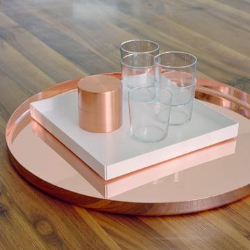 e15 - CM05 Habibi Tray, copper
