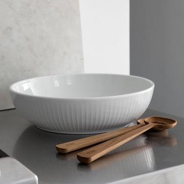 Ceramic bowl for salads