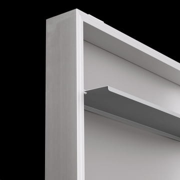 Narrow storage cupboard