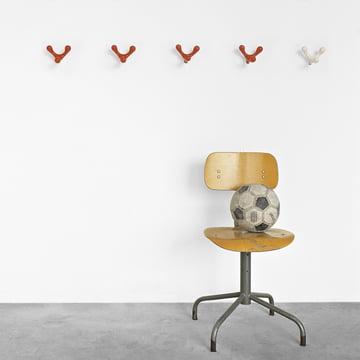 Decorative wall hooks