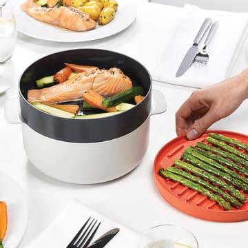 M-Cuisine Microwave Cooking Set by Joseph Joseph