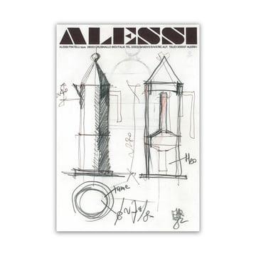 """Alessi """"La Conica"""" espresso maker group"""