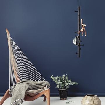 Hanging Coat Rack By Copenhanger In The Shop
