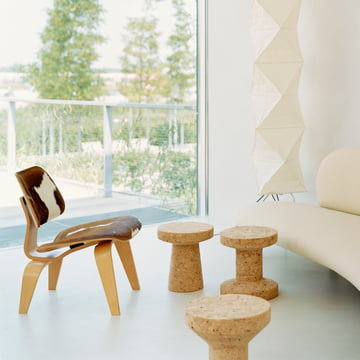 Vitra - Stool - Cork Family - Plywood Chair