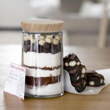 Grand Cru storage jars by Rosendahl
