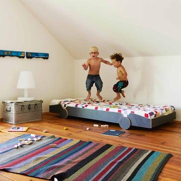 Speedoletto Children's Bed by Fanny Rognone