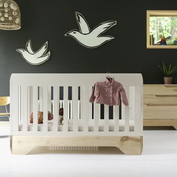 Baby crib Echo by Kalon