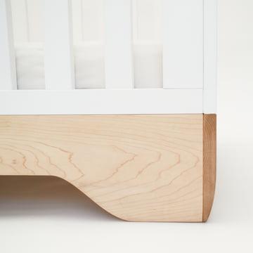 Adjustable Baby crib Echo by Kalon
