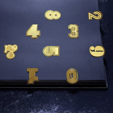 Tool The Clip Numbers by Tom Dixon