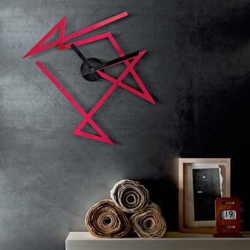 Daniel Libeskind's Wall Clock