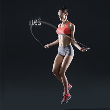 high performance LEDs of the skipping rope