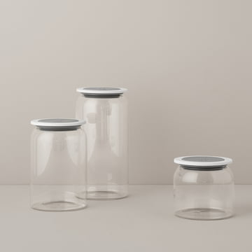 Goodies Storage Jar with Lid by Rig-Tig by Stelton