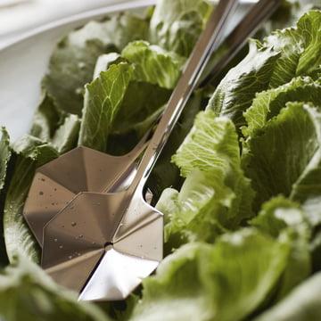 Leaf Salad Cutlery by Skagerak
