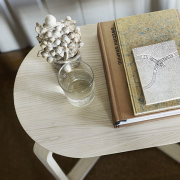 Turn as a Side Table by Skagerak