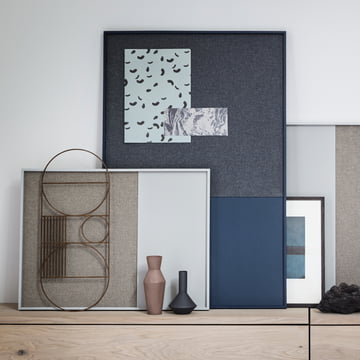 Sculpt, Frame and Outline by ferm Living