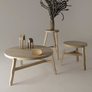 The Tom Dixon Offcut coffee table