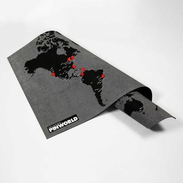 Palomar - Pin World, black