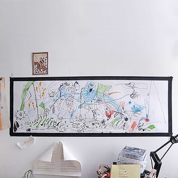 The DIG Ranopama Panorama Colouring Paper (10 sheets), 98 x 43 cm