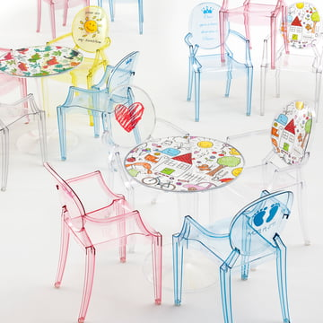 Lou Lou Ghost Special Edition and Tip Top Children's Table