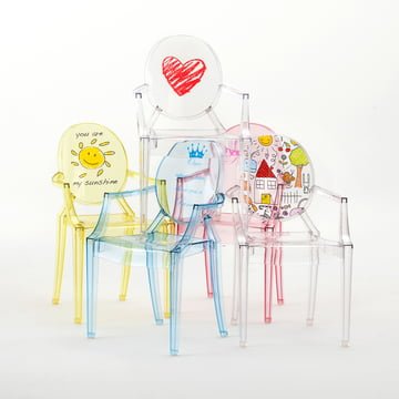 Lou Lou Ghost Special Edition by Kartell