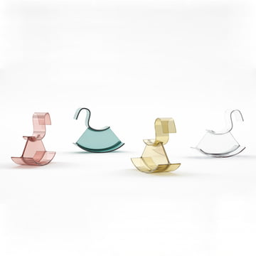 H-horse by Kartell in different Colours