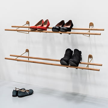 Shoe Rack from We Do Wood in a Group