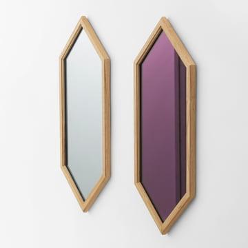 Lust Mirror 70 x 29 cm by Normann Copenhagen